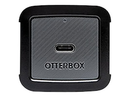 OtterBox SINGLE PORT US WALL CHARGER 30WPWR PD STONE SHADOW, 78-51732, 37702516, Microphones & Accessories