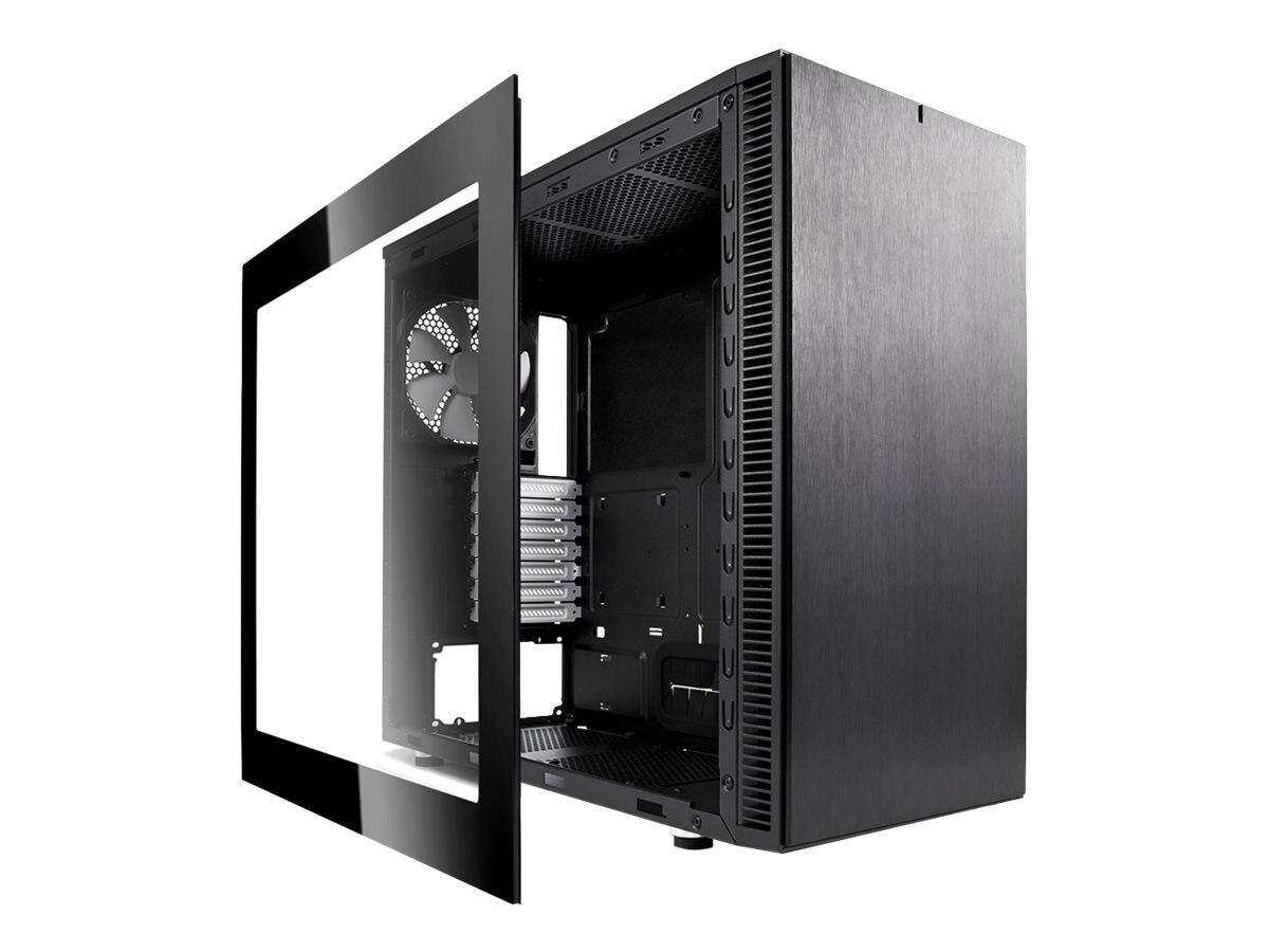 Fractal Design Define S R4 Tempered Glass Side Panel Fd Acc Wnd Def S Bk Tgl,Interior Design Rendering