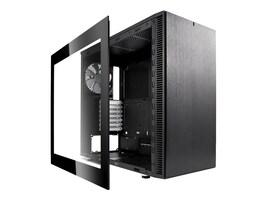 Fractal Design Define S R4 Tempered Glass Side Panel, FD-ACC-WND-DEF-S-BK-TGL, 36246838, Cases - Systems/Servers