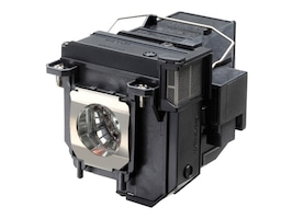 Epson ELPLP80 Replacement Proj Lamp Main Image from Right-angle