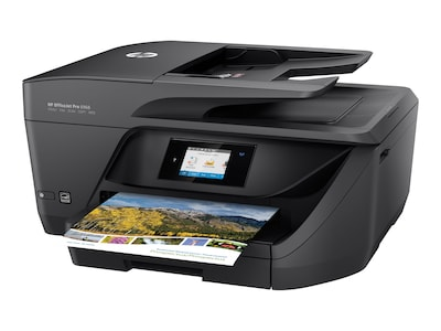 HP OfficeJet Pro 6968 All-in-One Printer, T0F28A#B1H, 32092704, MultiFunction - Ink-Jet