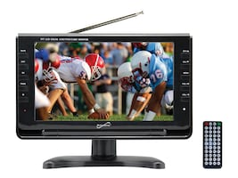 Supersonic 9 SC-499 Portable LCD TV, SC-499, 34612435, Televisions - Consumer