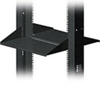 Kendall Howard 2-Piece Telco Rack Shelf, 1906-3-300-02, 8262401, Rack Mount Accessories