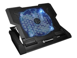 Thermaltake Massive23 GT Notebook Cooler, Black, CLN0020, 14035061, Cooling Systems/Fans