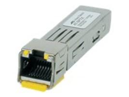 Allied Telesis 100TX SFP 100M RJ45 STD TEMP 0-70C, AT-SPTX/100MB-00, 35190713, Network Transceivers