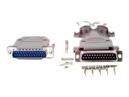 StarTech.com DB25 Male Crimp Connector, C25PCM, 15109308, Cable Accessories