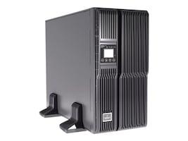 Liebert GXT4 10kVA Online UPS 208 120V w  Rackmount Kit, Webcard, GXT4-10000RT208, 18382094, Battery Backup/UPS