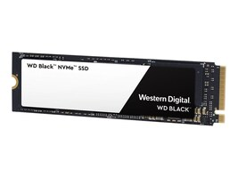 WD 1TB WD Black PCIe Gen3 x4 NVMe M.2 2280-S3-M Internal Solid State Drive, WDS100T2X0C, 35497782, Solid State Drives - Internal
