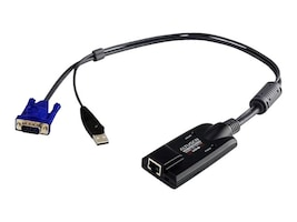 Aten USB KVM Adapter Cable, CPU Module, KA7170, 10101075, Adapters & Port Converters