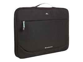 Brenthaven Always-On Sleeve, for 13 Laptops, Black, 2529, 20867040, Carrying Cases - Other