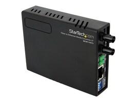 StarTech.com FE RJ-45 to ST MM Fiber Copper Media Converter, MCM110ST2, 10448562, Network Transceivers