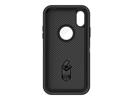 OtterBox Defender Series Screenless Edition Case for iPhone X, Black, Pro Pack, 77-57052, 34524398, Carrying Cases - Notebook