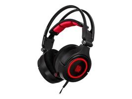 Thermaltake Cronos Riing RGB 7.1 Headset, HT-CRA-DIECBK-20, 34061371, Headsets (w/ microphone)