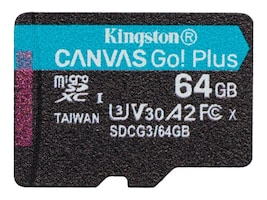 Kingston SDCG3/64GBSP Main Image from Front