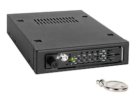 Icy Dock 2.5 SAS SATA Mobile Rack w  Thumb Lock, MB491SKL-B, 30577222, Drive Mounting Hardware
