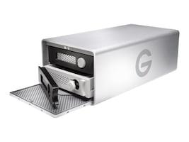 G-Technology 28TBG RAID Removable TB3 USB, 0G10414, 36961428, Direct Attached Storage