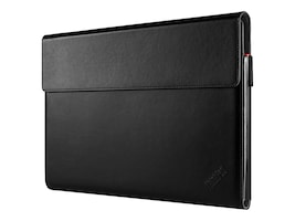 Lenovo ThinkPad X1 Ultra Sleeve, Black, 4X40K41705, 31635594, Carrying Cases - Notebook