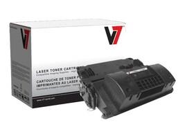 V7 Black Toner Cartridge for HP LaserJet P4015 & P4515, V764X, 11020867, Toner and Imaging Components
