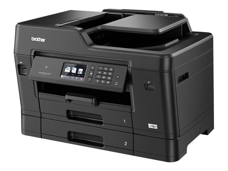 how to connect brother printer to macbook pro