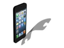 Zagg iPhone 5s 5c CF Screen, FFAPLIPHONE5CF, 20591506, Carrying Cases - Phones/PDAs