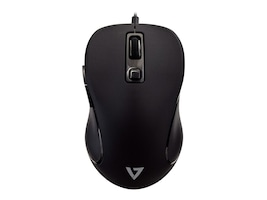 V7 PRO USB 6BUTTON WIRED MOUSE, MU300, 38242857, Mice & Cursor Control Devices