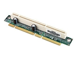 Tyan 1U PCI-X 133MHz Riser Card Left Side for GT24 GT20 Chassis, RoHS, M2055, 7559317, Motherboard Expansion
