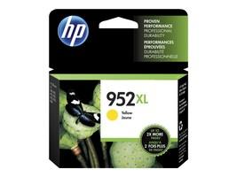HP 952XL (L0S67AN#140) Yellow Original Ink Cartridge, L0S67AN#140, 31583510, Ink Cartridges & Ink Refill Kits