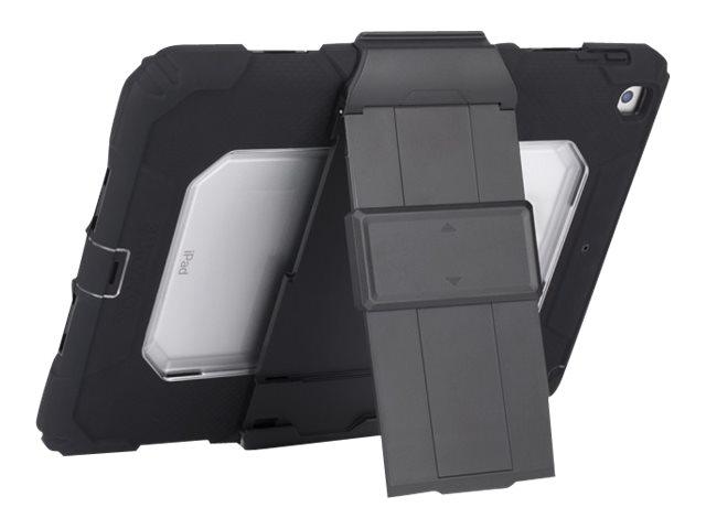 wholesale dealer 41b0b a33fd Griffin Survivor All-Terrain Rugged Case for iPad 5th 6th Gen, Black Clear