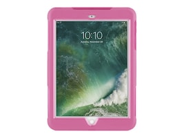 Griffin Survivor Extreme Case for iPad, Pink Tint, GB43538, 33931434, Carrying Cases - Tablets & eReaders