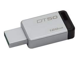 Kingston DT50/128GB Main Image from Left-angle