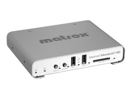 Matrox MHD/I Main Image from Left-angle