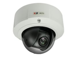 Acti 4MP Outdoor Day Night 10x Zoom Mini PTZ Camera, B910, 31958502, Cameras - Security