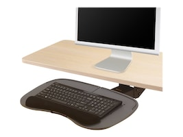 Kensington Underdesk Adjustable Keyboard Platform, K60067, 9978427, Cart & Wall Station Accessories