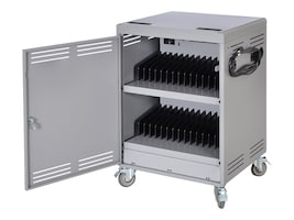 Spectrum Industries Connect30 Cart - Power Switch with Trays and Handle, 55473-CAH, 34546255, Computer Carts