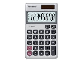 Casio XL Display Solar Calculator, SL-300SV, 11771089, Calculators