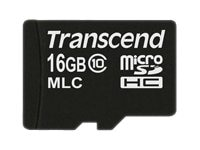 Transcend Information TS16GUSDC10M Main Image from Front