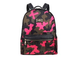 Sandy Lisa Soho Pink Camo Mini Backpack for Laptops up to 13+Tablet, SLSOH-BPPC-13, 36568546, Carrying Cases - Other