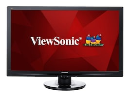 ViewSonic 24 VA2446MH-LED Full HD LED-LCD Monitor, Black, VA2446MH-LED, 34370958, Monitors