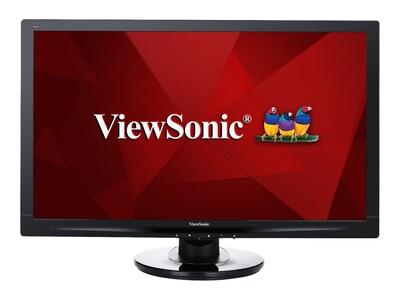 ViewSonic 24 VA2446MH-LED Full HD LED-LCD Monitor, Black, VA2446MH-LED, 34370958, Monitors