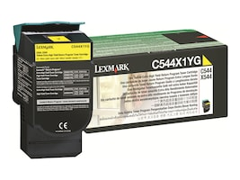 Lexmark C544X1YG Main Image from Front
