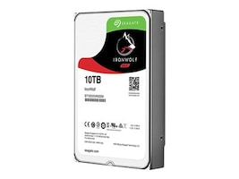 Seagate Technology ST10000VN0004 Main Image from Right-angle