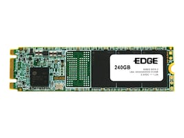 Edge 240GB CLX600 SATA 6Gb s M.2 2280 Double Sided Internal Solid State Drive, PE255435, 34922206, Solid State Drives - Internal