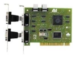 Lava PCI 4-Port Serial DB9-RoHS, QUATTRO-PCI-R, 7153827, Controller Cards & I/O Boards