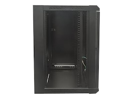 Intellinet 9U 19 Wallmount Cabinet, 711777, 30880467, Racks & Cabinets