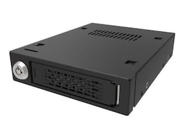 Icy Dock 2.5 U.2 NVMe Solid State Drive Mobile Rack, MB601VK-B, 34266991, Drive Mounting Hardware