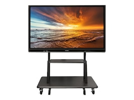 Promethean ETE Promo ActivPanel Non-Adjustable Mobile Stand, APTMS-3-ETE, 37669891, Stands & Mounts - Digital Signage & TVs