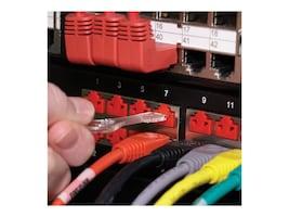 Black Box Port Lock, Red, PL-AB-RD, 32996404, Locks & Security Hardware