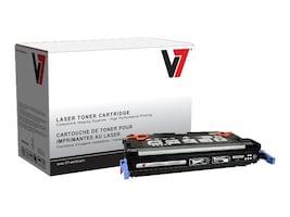 V7 Black Toner Cartridge for HP Color LaserJet 3600, 3800 & CP3505, V7363800B, 11056561, Toner and Imaging Components