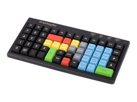 PrehKeyTec CMPT 60-Key Black Keyboard R&C 60 Fully, MCI60BMU, 6421261, Keyboards & Keypads