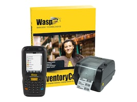 Wasp Inventory Control Standard w  DT60 & WPL305, 633808929404, 17344723, Portable Data Collector Accessories
